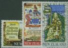 NZ SG894-6 Centenary of New Zealand Law Society set of 3